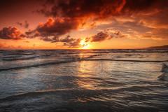 Sunset in Tarifa (maciej.ka) Tags: sunset espaa cloud andaluca spain espanha andalucia atlantic espana andalusia espagne spanien spagna tarifa spanje spania espanya espanja panlsko spanyol andaluzja panjolska spanj