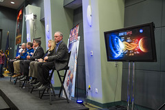 NASA Directors Talk About Mars