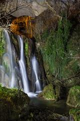 Blumenfelder Wasserfall at night (oBlueDragono) Tags: longexposure water night waterfall wasser wasserfall schwarzwald nachtaufnahme langzeitbelichtung