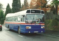 1490 TOE 490N (WMT2944) Tags: travel west toe national leyland midlands mk1 1490 wmpte 490n