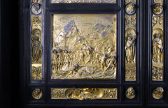 Ghiberti, Gates of Paradise, David panel