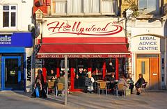 Breakfast Bargain (Gaz-zee-boh) Tags: london streetlife nagshead hollywood holloway hollowayroad n7 londonist hollywoodcafe almostanything