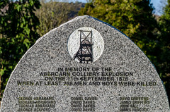 Abercarn Cemetery (tim-wolverson) Tags: monument cemetery graveyard wales memorial explosion disaster colliery abercarn abercarncollieryexplosion abercarncemetery
