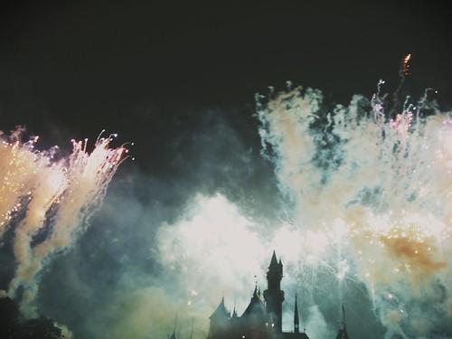 Yeaaah fireworks :D