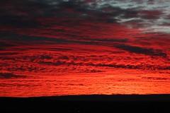 Lewiston Winter Sunset (Doug Goodenough) Tags: lewiston idaho sunset winter red clouds sky january 2015 15 drg53115 drg531