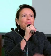 Carola Goglio in rappresentanza dell'ENIPG