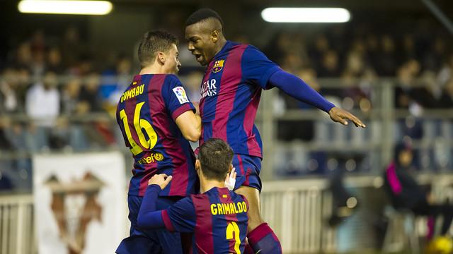 !Francisco Javier Fernandez¡ Valladolid-Barça B: Despedir el 2014 con victoria
