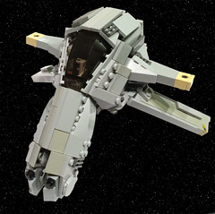 I don't think of myself as a lion...you might as well though I have a mighty roar (tbone_tbl) Tags: early ship lego space objects serenity hunter fi bounty firefly sci jubal foitsop