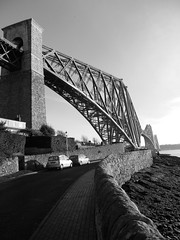 The Forth Birgde (DarloRich2009) Tags: bridge river scotland edinburgh fife forth suspensionbridge lothian forthbridge queensferry riverforth southqueensferry northqueensferry westlothian theferry cityofedinburgh williamarrol sirwilliamarrolco theforthrailwaybridge theforthbirdge portnabanrighinn