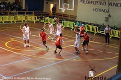 Partido Herencia Basket vs Leyendas del Real Madrid0049