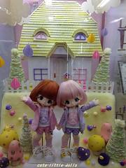 KIKIPOP★ (cute-little-dolls) Tags: cute doll fairy azone kikipop kinokojuice