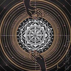 Joma Sipe, Mandala IV Original Version (joma.sipe) Tags: art geometric arte geometry mandala sacred helena geometrical spiritual occult sagrada hpb mystic gnosis visionary symbolism esoteric espiritual joma geometria simbolismo symbolist mandalas theosophical methaphisical mysticism oculto metafisica theosophy blavatsky geometrica sipe theosophie upasika esotrico teosofia symboliste theosophia petrovna visionria methaphisic jomasipe