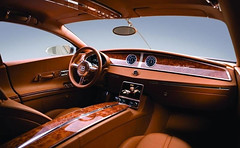 Bugatti 16C Galibier front-interior