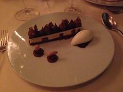 A little dessert.