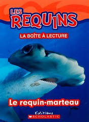 Le requin-marteau (Vernon Barford School Library) Tags: new school fish animals french reading book shark high marine underwater library libraries reads books read paperback cover junior sharks covers bookcover middle vernon undersea franais recent bookcovers hammerheadshark languages nonfiction paperbacks hammerhead foreignlanguages foreignlanguage hammerheads barford lote softcover marineanimals secondlanguage hammerheadsharks languagesotherthanenglish vernonbarford softcovers secondlanguages 9781443145589