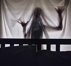 sleepwalker. (LizaShevchukPhotography) Tags: dark darkphotography alexstoddard alexbstoddard conceptual creepy ghost scary weird strange fineartphotography fineart nikon