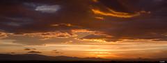 Les couleurs du soir (Argel66) Tags: de soleil paysage couche