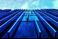 window(s) HWW (eggii) Tags: school windows up university view lodz