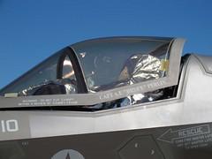 "Lockheed F-35B Lightning II 10 • <a style=""font-size:0.8em;"" href=""http://www.flickr.com/photos/81723459@N04/26853967362/"" target=""_blank"">View on Flickr</a>"