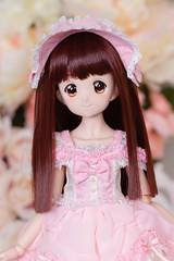 Little Miss Yui (*jadepixel) Tags: dream bjd dollfie volks yui mdd kikipop hirasawa