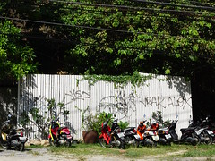 Graffiti on Koh Samui 2015 (kami68k []) Tags: alex graffiti tag tags kohsamui illegal tagging bombing handstyles vrak handstyle 2015 visd