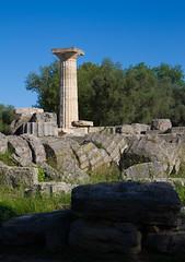 Olympia, Greece (gsz) Tags: greece olympia ancientgreece peloponnese ancientolympia