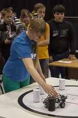 Подготовка к соревнованиям роботов