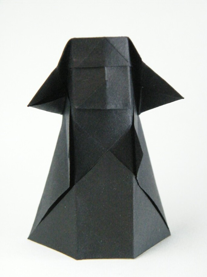 The Worlds Best Photos Of Darth And Origami