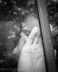 Talk to the Hand (jessecoleman2k) Tags: sanfrancisco ca girls window rain unitedstates emotions preteen