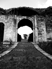 Fuentes Fort - Colico - Italy (Claude Marco) Tags: blackandwhite italy ruins fort decay ruin bn fortress biancoenero