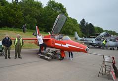 Folland Gnat XR993 (lcfcian1) Tags: cold plane war jets airshow planes gnat coldwar aerodrome airday bruntingthorpe folland coldwarjets bruntingthorpeaerodrome xr993 coldwarjets2016 bruntingthorpe2016 follandgnatxr993