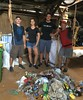 Trash Walk Adventure (greenbyjohn) Tags: bali john hardy trash walk garbage plastic ubud recycling sustainable solution sampah