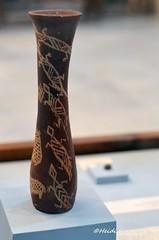 Pre dynastic vessel (konde) Tags: terracotta vessel clay vase ancientegypt abydos cairomuseum predynastic animalfigures ummelqaab naqadai
