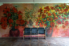 Fleurs (I g o r ь) Tags: urban abandoned rust decay murals forgotten urbanexploration decayed lostplaces sonya7 ilce7