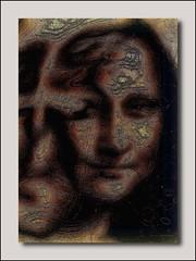 Mona (Howard J Duncan) Tags: abstract digital monalisa mona manipulation howardduncan howardjduncan