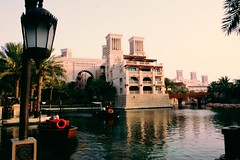 Dubai, UAE (Life In Black n' White) Tags: trees beauty fun dubai outdoor uae palace unitedarabemirates jumeirah