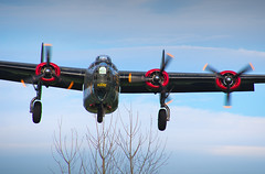 Audre (BHCMBailey) Tags: vintage wwii bomber liberator b24 ttd b24j kttd