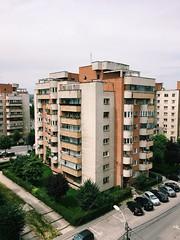 Commie block in Cluj Napoca (bogdanurs) Tags: building communist block commie commieblock