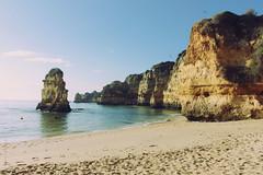 SummerTime Algarve (Kybenfocando) Tags: blue sea summer beach portugal landscape mar sand playa paisaje verano algarve