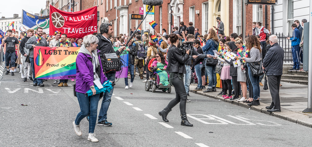 PRIDE PARADE AND FESTIVAL DUBLIN 2016 [TALLAGHT TRAVELLERS]-118204
