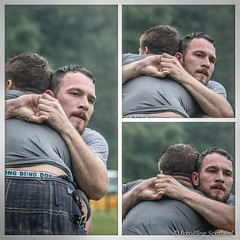 Scottish Backhold Wrestlers (FotoFling Scotland) Tags: scotland argyll event lochlomond highlandgames luss frazerhirsch lusshighlandgames lusshighlandgathering