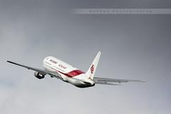 LIL - Boeing 767-3D6 (7T-VJG) Air Algrie (Aro'Passion) Tags: canon airport air lil boeing lille takeoff algrie dcollage b767 lfqq lesquin natw 60d 7tvjg aropassion monteinitiale 7673d6 variopositif