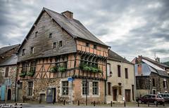 Maison Espagnole (Revin - France) (Nikon.Voyages) Tags: maison colombages ardennes france revin 08150 charleville espagnole