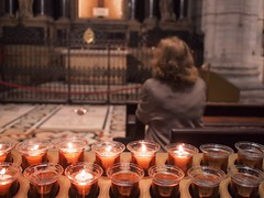 Prayers (bingley0522) Tags: olympusep5 olympusmzuiko17mmf28 milan milano duomo cathedral