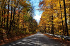 Out for a drive (Skye Marthaler) Tags: road colors leaves nikon highway tennessee autumncolors blueskies cumberlandplateau widezoom grundycounty stopthecar 1024mm nikond5000 skyemarthaler