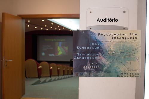 NS'14 * Day 1 - @ John dos Passos Auditorium