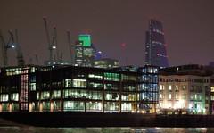 IMGP7142 (mattbuck4950) Tags: november england london water night europe unitedkingdom rivers riverthames tower42 cityoflondon 2014 thecheesegrater camerapentaxk50