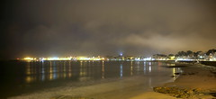 Quiberon, soir de Novembre (dbrothier) Tags: quiberon bretagne morbihan canon canonfrance eos 6d nuit night longexposure 100v10f france yourbestoftoday seaside canonef2880mmf3556ii flickr13 canon6d