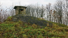 Dlosteleck pozorovatelna MO-S-42 Nad Hjem (jidhash) Tags: war czech bunker technical fortification czechoslovakborderfortifications