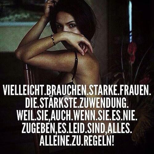 #Starke #Frauen #Zuwendung #Zugeben #Regeln #
